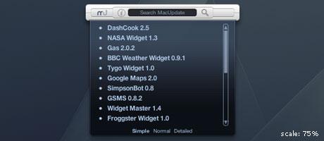 macupdate widget