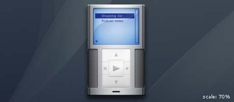 voice notes widget