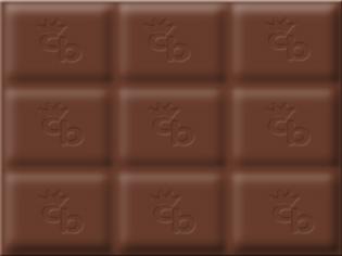 Create chocolate in Photoshop