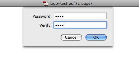 securing your pdfs