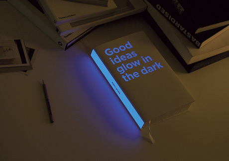 glow in the dark annual report