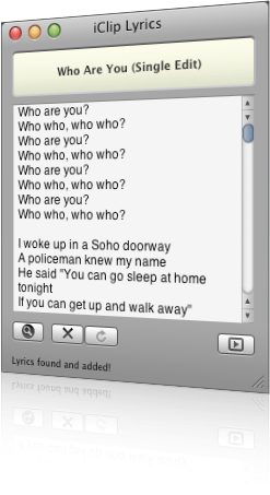 iClip Lyrics