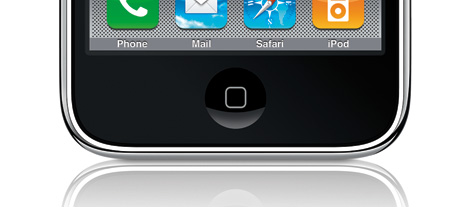 iPhone button