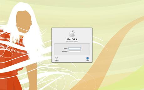 alternate login desktop image