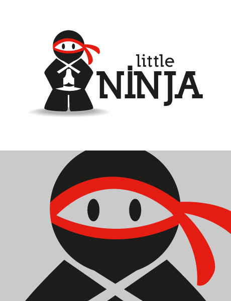ninja Melanie Ds Great Logos
