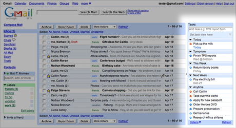 gmail to-do-list