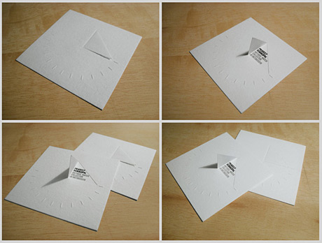 sundial business card