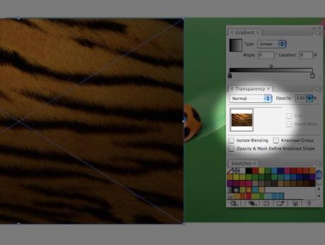 photoshop градиент прозрачности:
